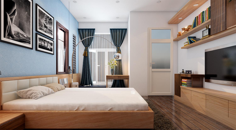 thất phòng ngủ tại Vinh