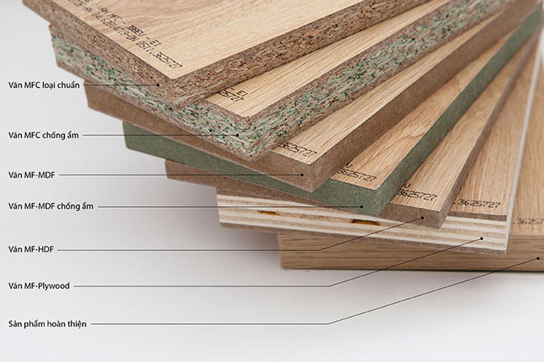 Nội thất gỗ công nghiệp là gì?