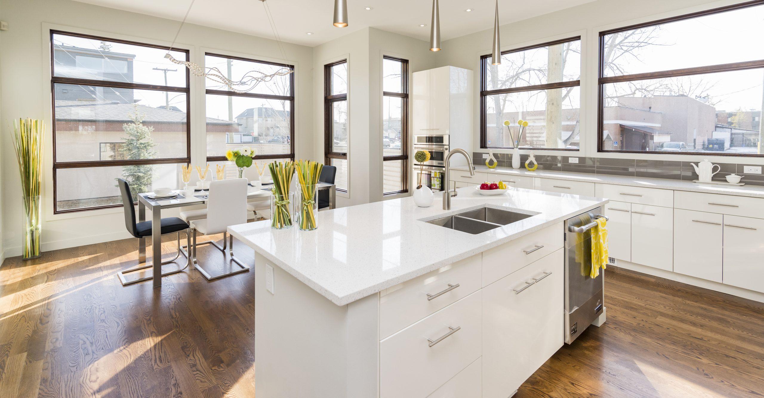 Nguyên tắc thiết kế tủ bếp của nội thất Đức Lộc – Nội thất tủ bếp Nghệ An