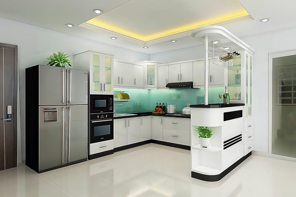 Nội thất tủ bếp Nghệ An