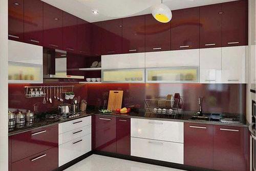 Nguyên tắc thiết kế của nội thất tủ bếp Vinh